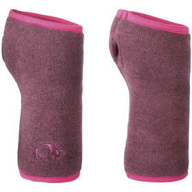 Tatonka Maine Wrist Warmers Damen performance pink